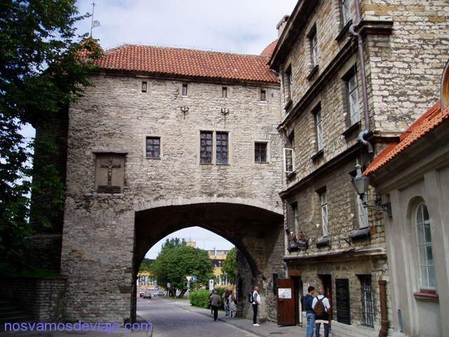 Tallin muralla