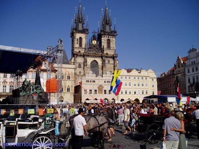 plaza praga ymca