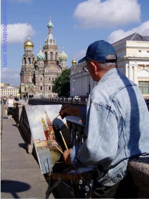 SP iglesia pintor
