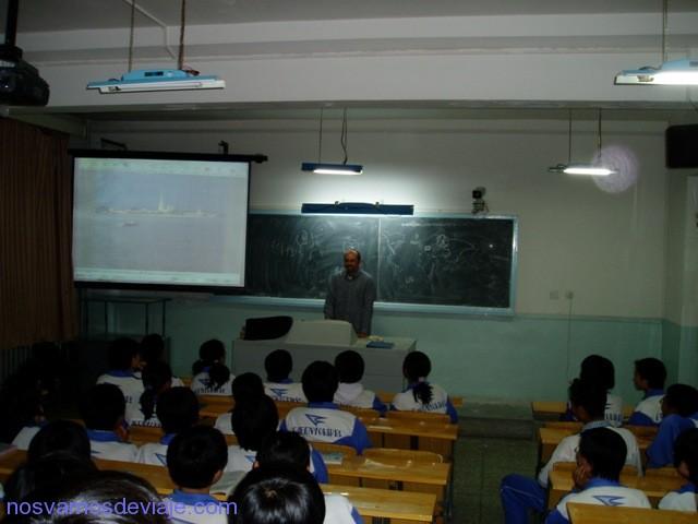 aula china