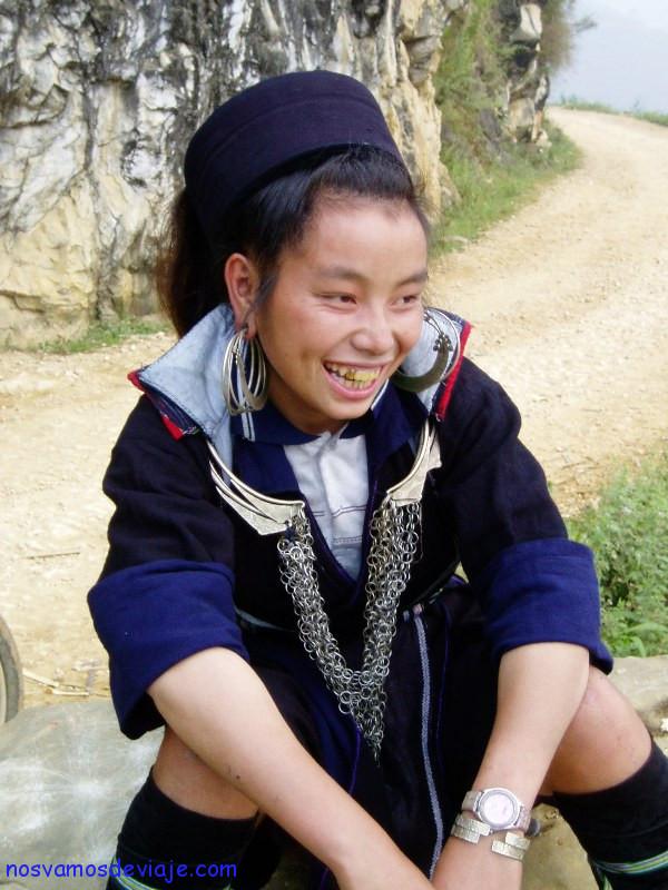 Muchacha Hmong