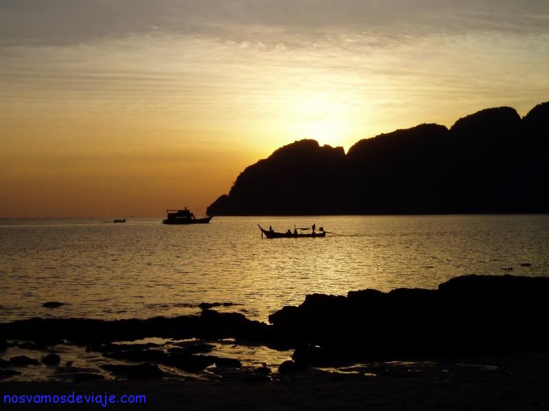 atardecer Kho Phi Phi
