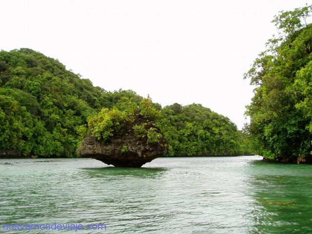 Rock islands de Palaos