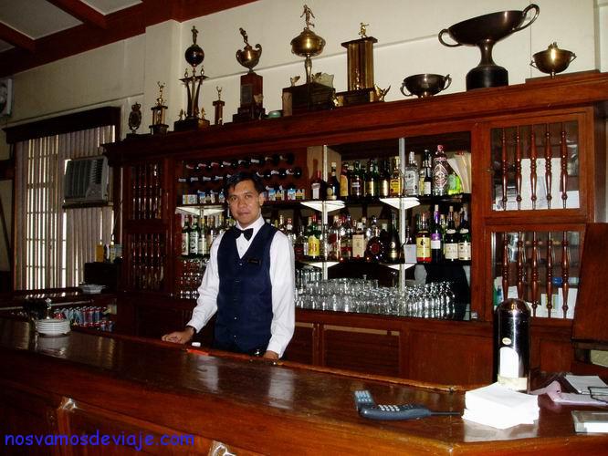 Asia o un bar de Castilla