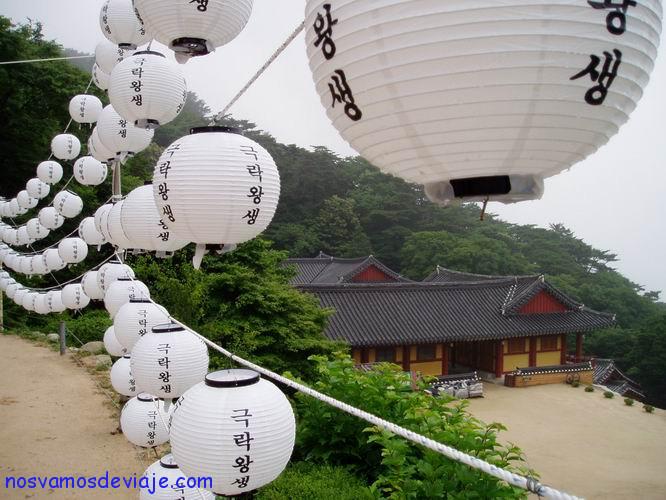 Montaña de Seokguram