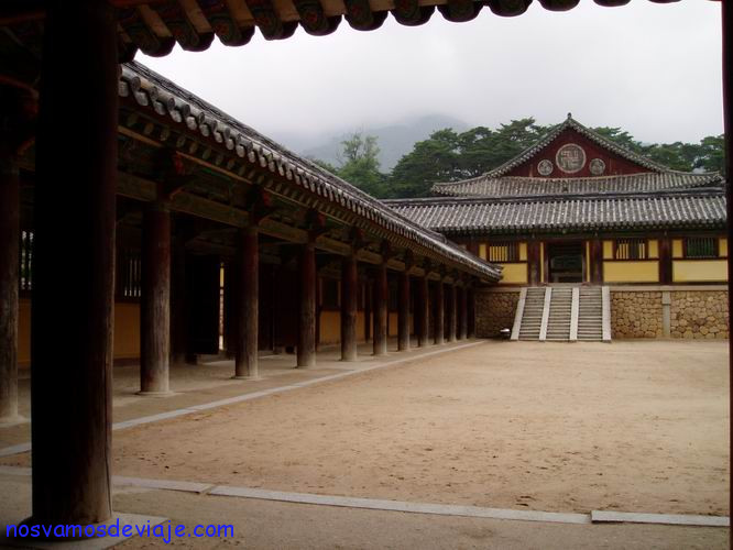 Templo de Bulguksa Gyeongju