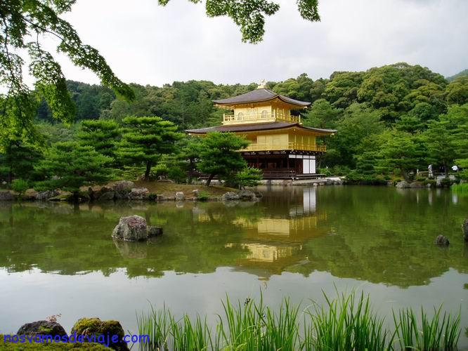 Templo dorado Kyoto