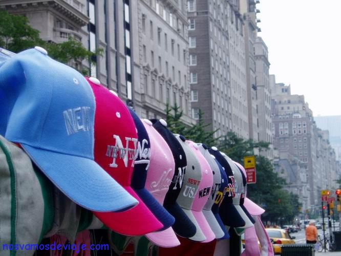 aglomeracion en Manhattan
