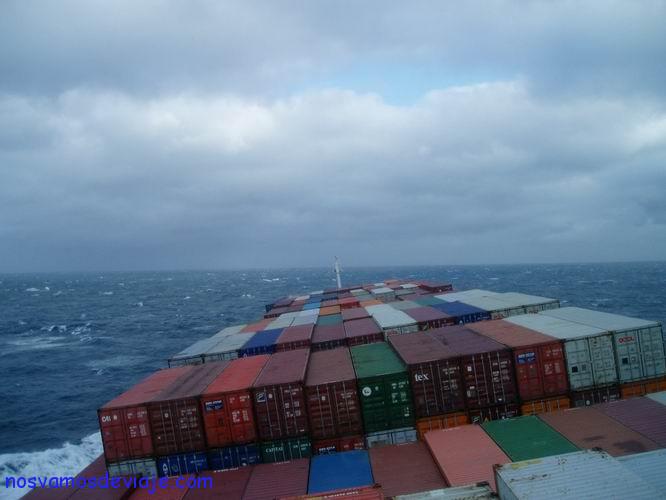 El Atlantico estuvo mas movido
