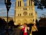 Paris con sol tras lluvia
