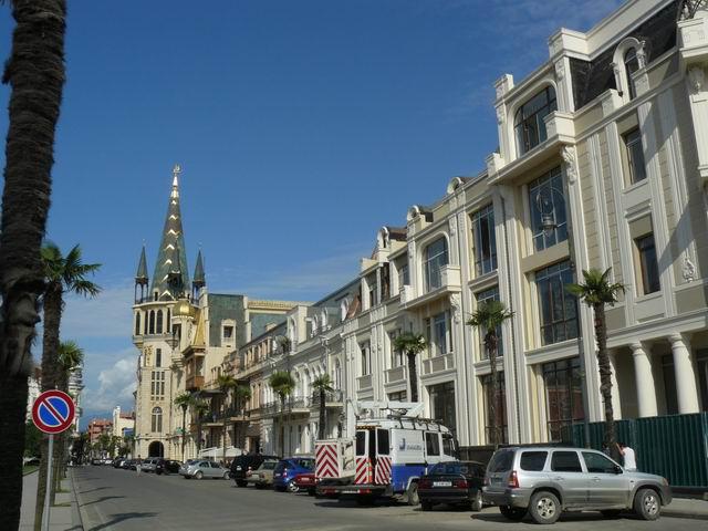 Calle de Batumi