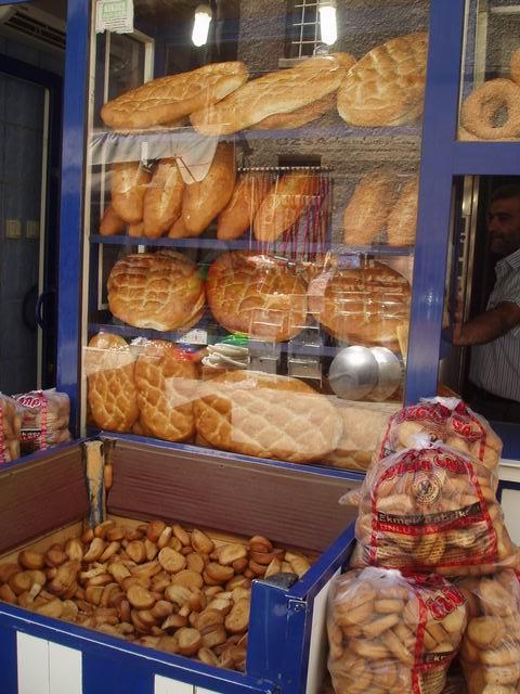 Diferentes clases de panes