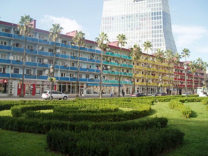 Edificios residenciales de Batumi