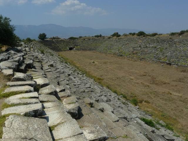 Estadio de Afrodisia