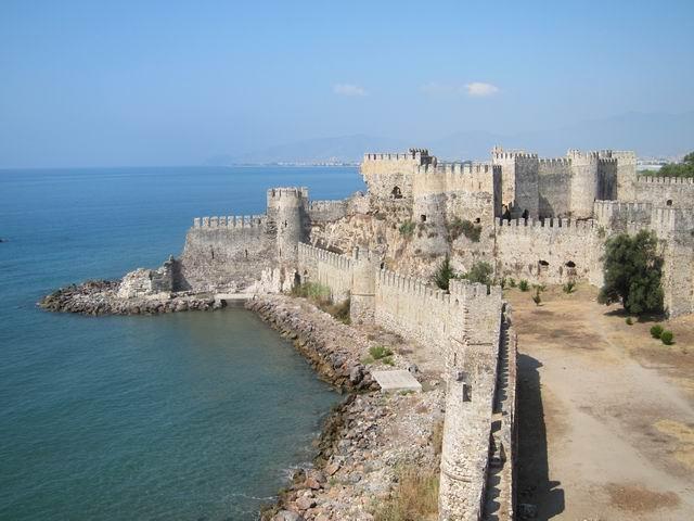 Castillo de Mamure
