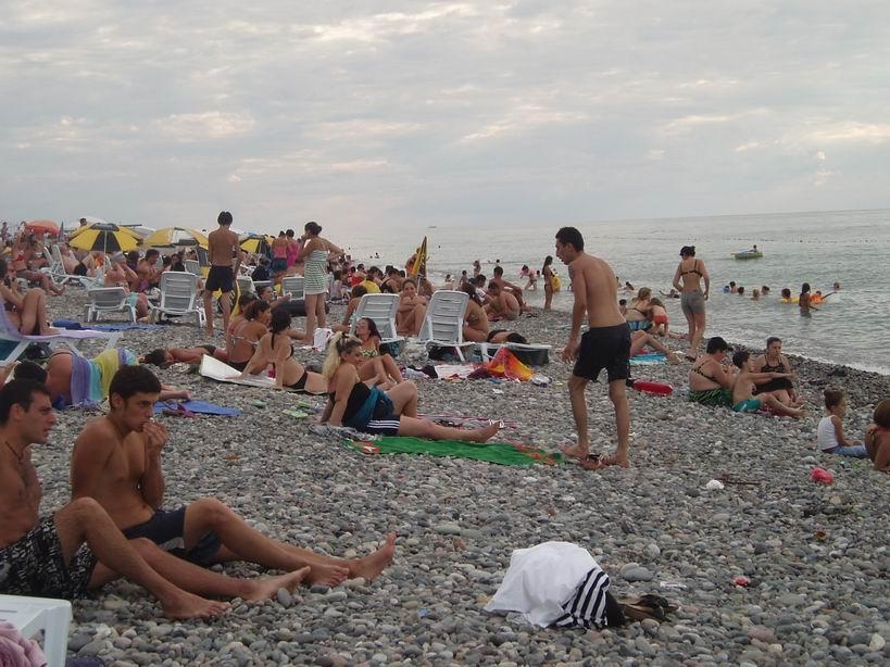 Playa de Batumi