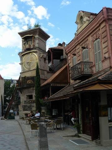 Rincón de Tiflis