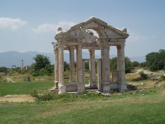 Ruinas-Afrodisias