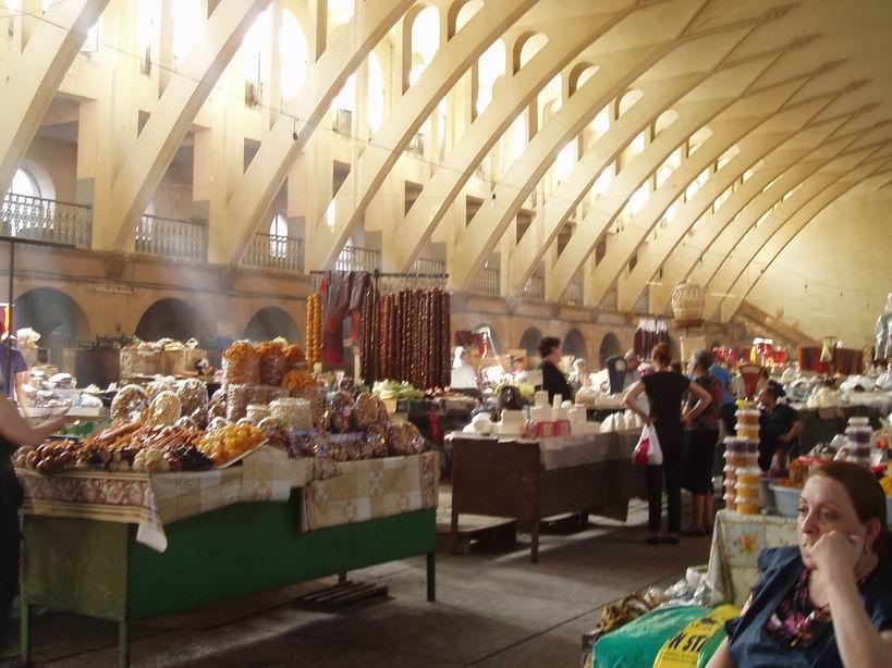 Mercado de Yerevan