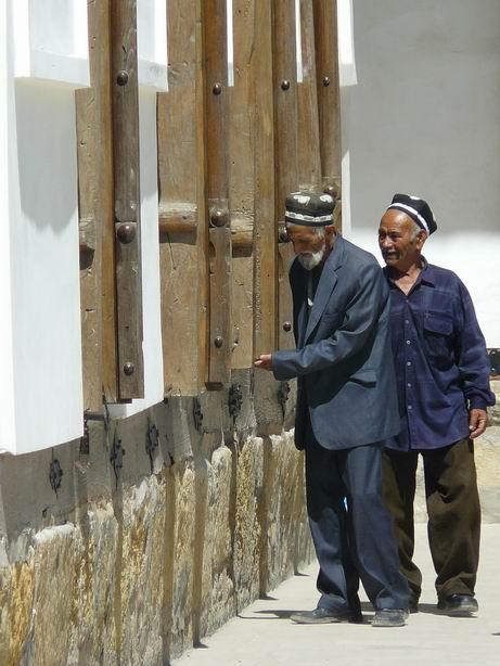 Paisanos uzbekos, Bujara