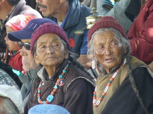 Mujeres de Leh