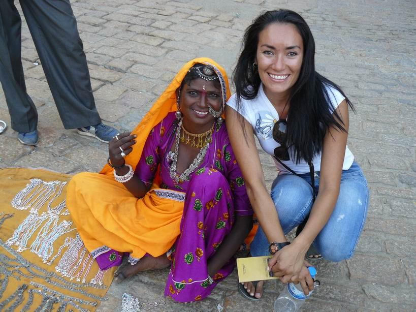 Mujeres de Rajastán