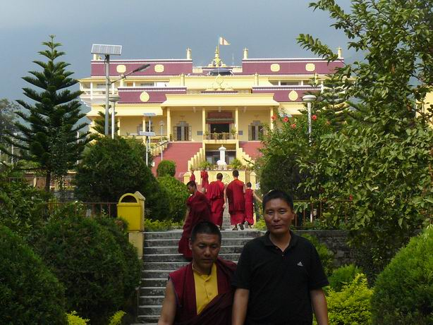 Templo del Karmapa, Daramsala