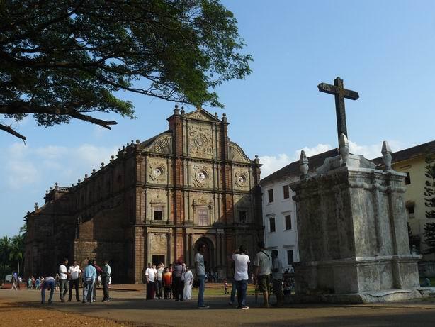 Iglesia de Bom Jesus, Goa