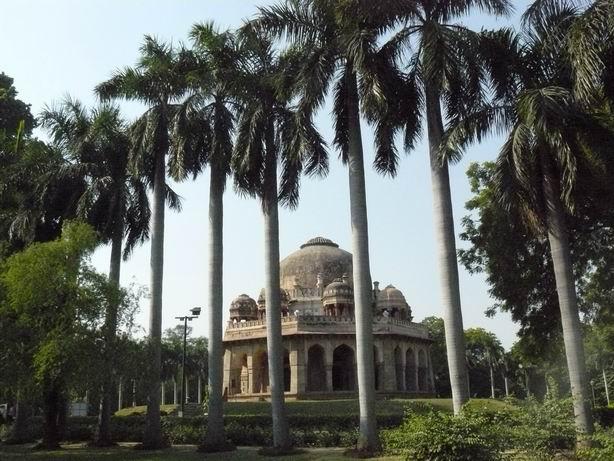Jardines Lodi, Delhi