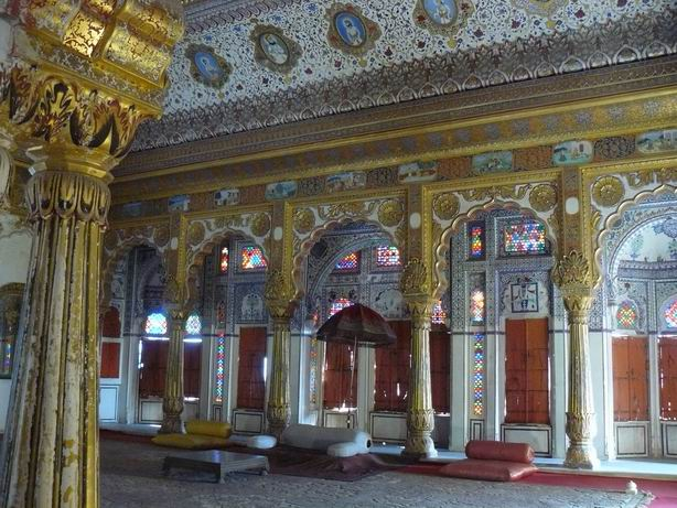 Lujo de Maharaja en Jodhpur