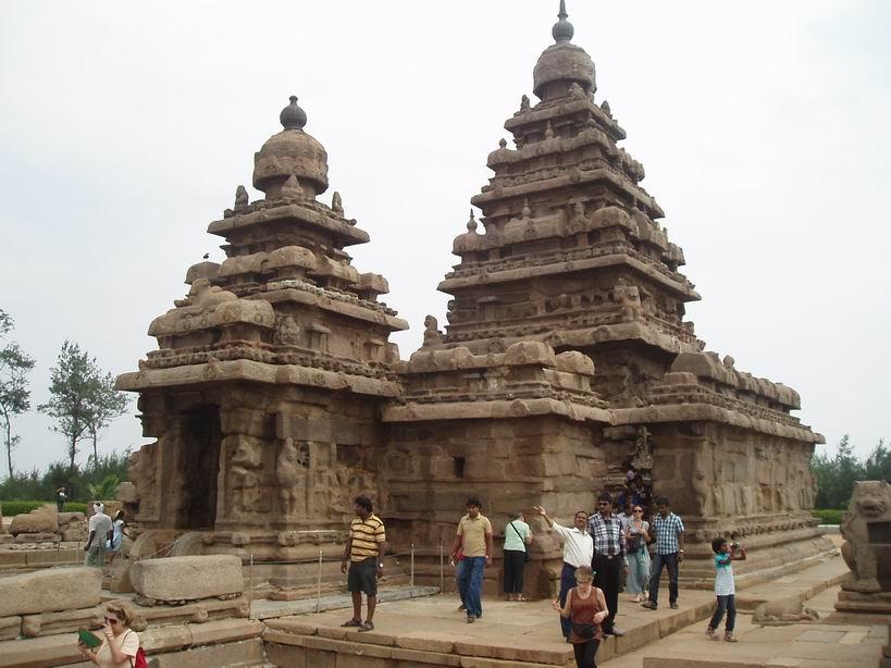 Templo en Mammalapuram