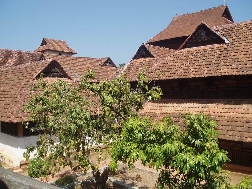 Palacio de Padmanabhapuram