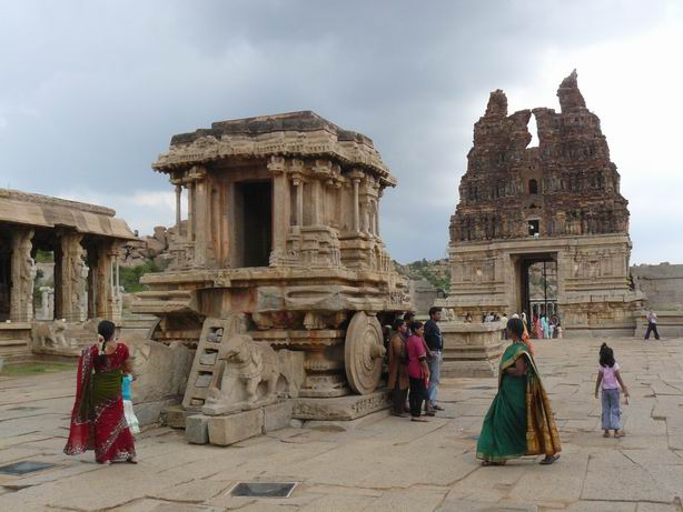 Templo de Vittala, Hampi