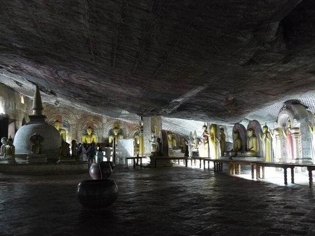 Cueva en Badulla
