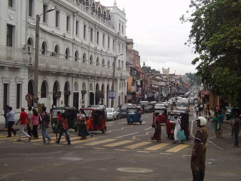 Calle de Kandy