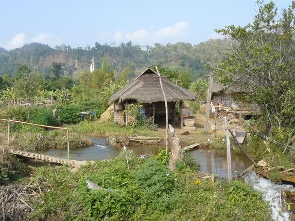 Alrededores de Hsipaw