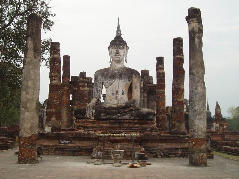 Ruinas de Sukhothai