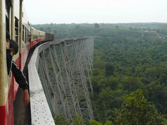 Puente de Gokteik