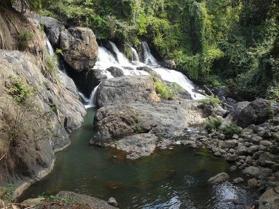 Cascada de Pa Sau