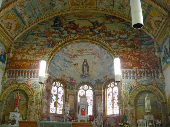 Iglesia Sta María en Bairnsdale
