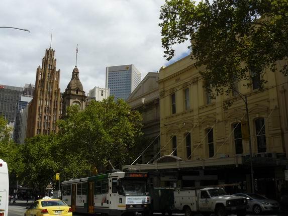 Melbourne histórico