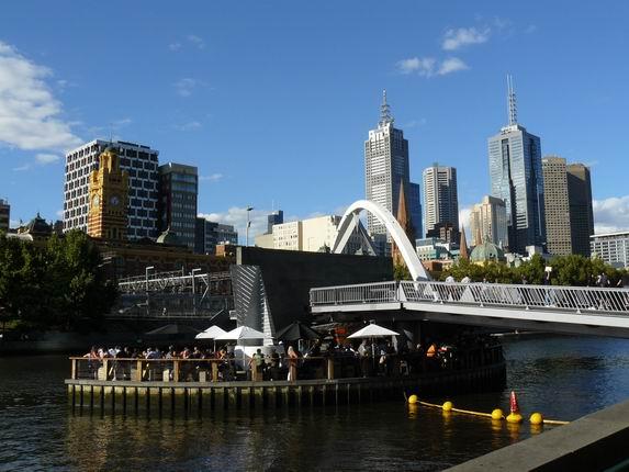 Melbourne moderno