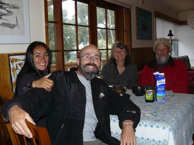Desayunando con Marion y Murray