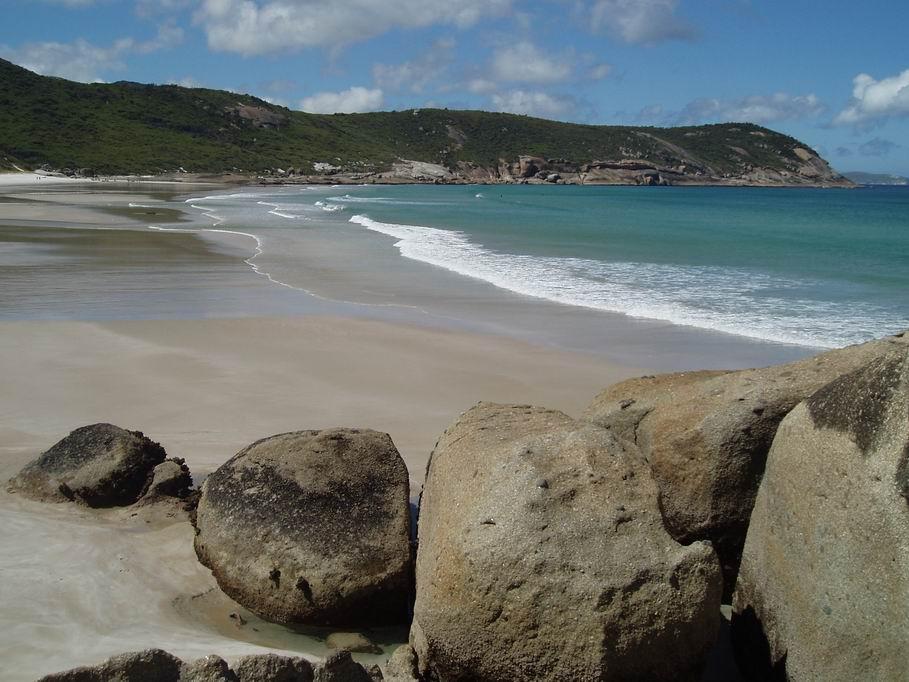 """Playa del parque Nacional """"Wilson Promontory"""""""