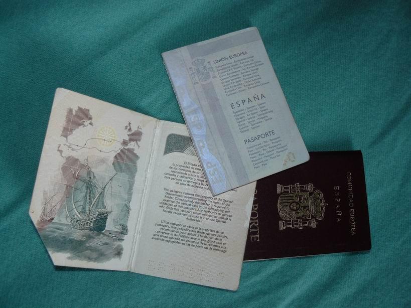 Los pasaportes de la discordia