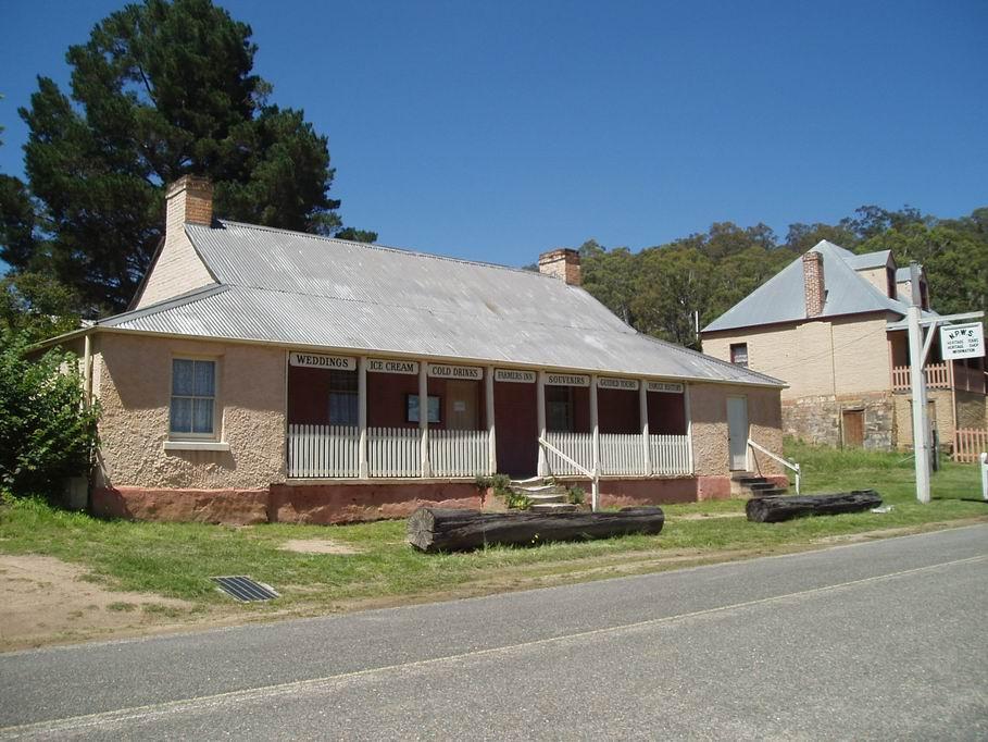 Casa en antiguo pueblo minero de Hartley