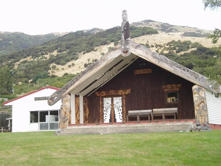 Centro de reunión en Onuku