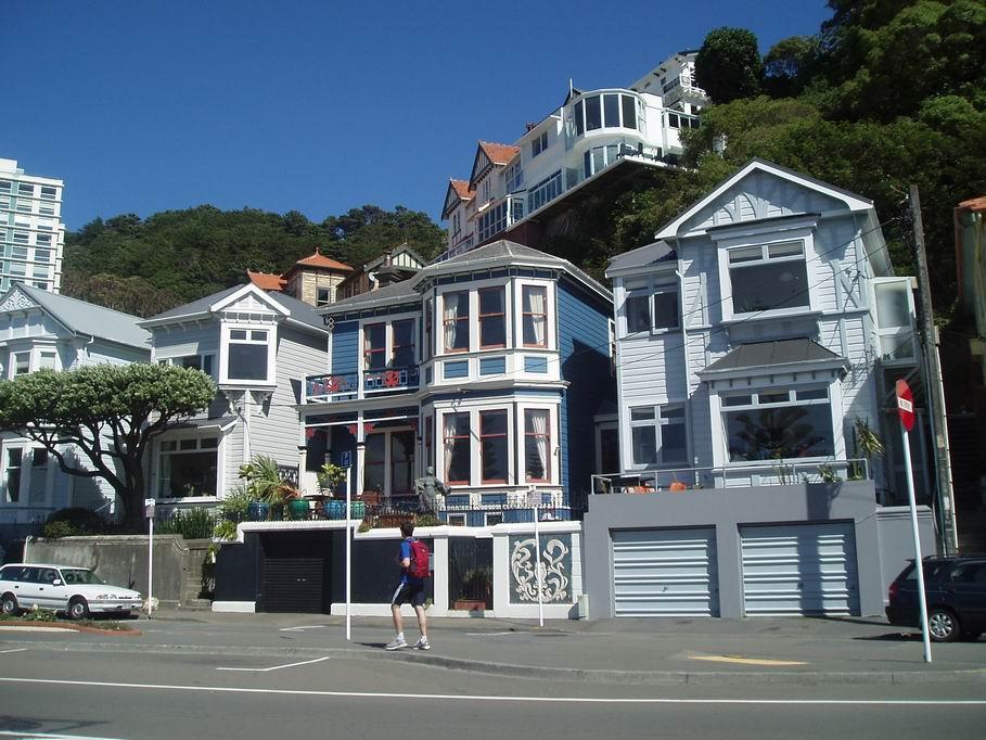 casas de Wellington