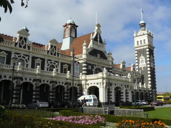 Estación de Dunedin