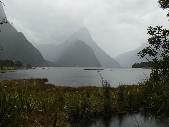 Fiordo de Milford Sound